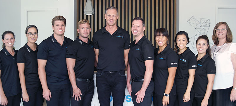 Aubin Grove Physiotherapy has a highly experienced team of Physiotherapists and associated staff members